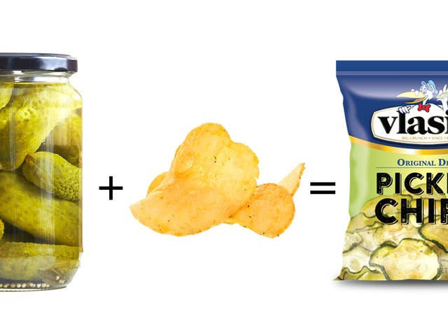 Pickle chips coming