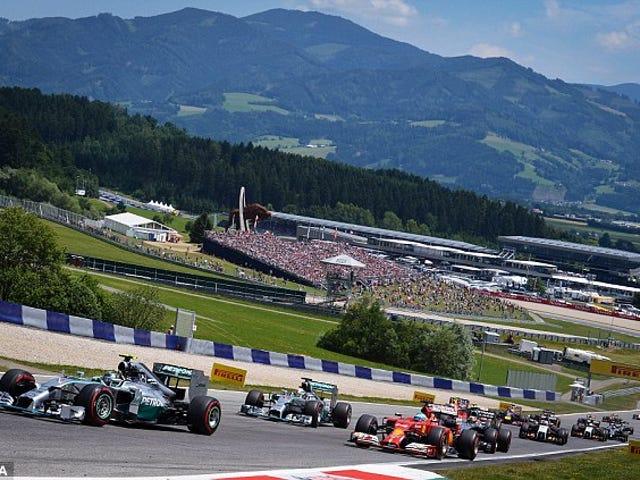 Suunnittelen itävaltalaisen GP-matkan!