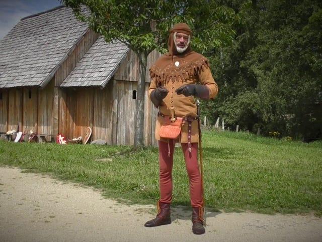 Questo video di come le persone medievali hanno camminato è stranamente impegnativo