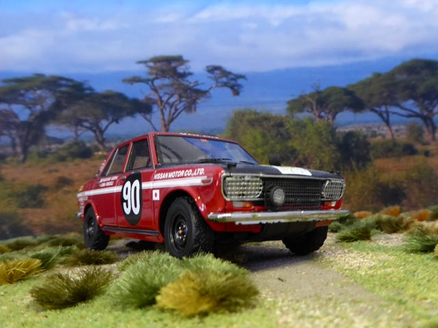 FORTY 3RD: THE GRUELING SAFARI RALLY PART 2