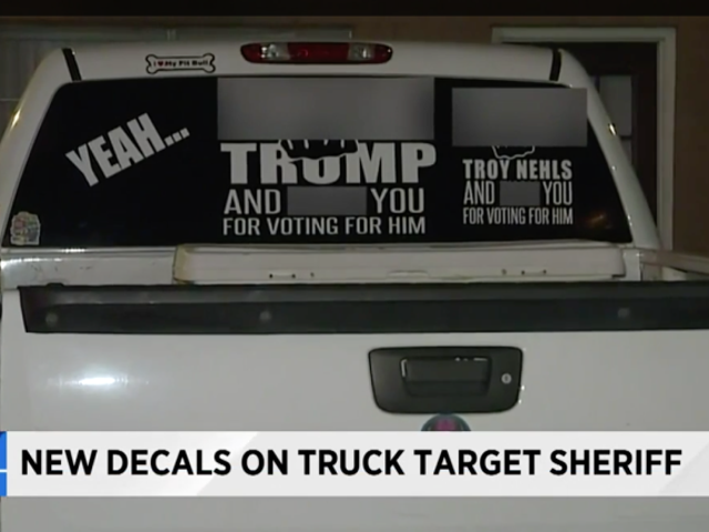Petty on Fleek: Texas Woman Is Selling Her Now Famous Anti-Trump Stickers