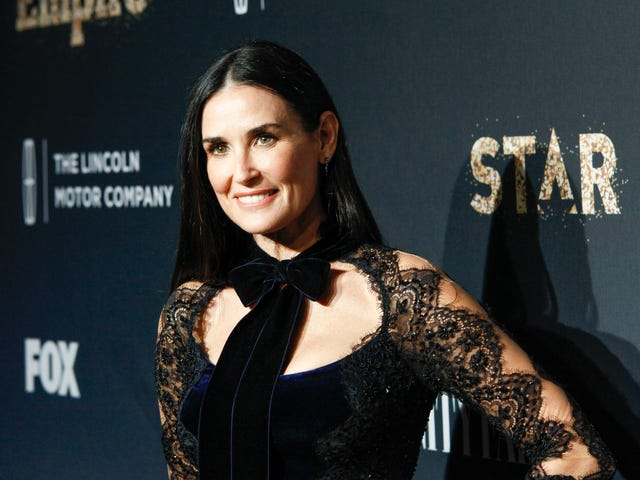 Someone Allegedly Stole Demi Moore's Credit Card and Went Wild at 3 Separate Nordstrom Locations