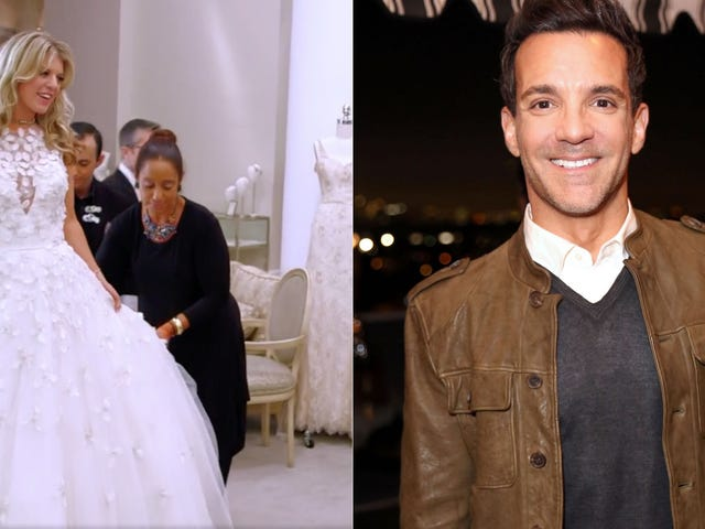 Say Yes to the DressIs Getting a Companion Wedding Makeover Series