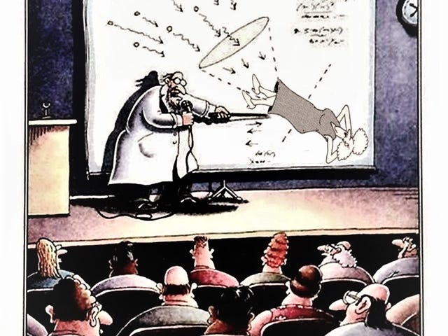 Too Far Side Friday