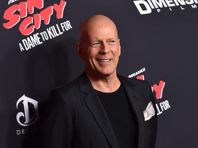 MoviePass-elokuvat saavat jotenkin kuvan kolmesta kuvasta Bruce Willisin kanssa