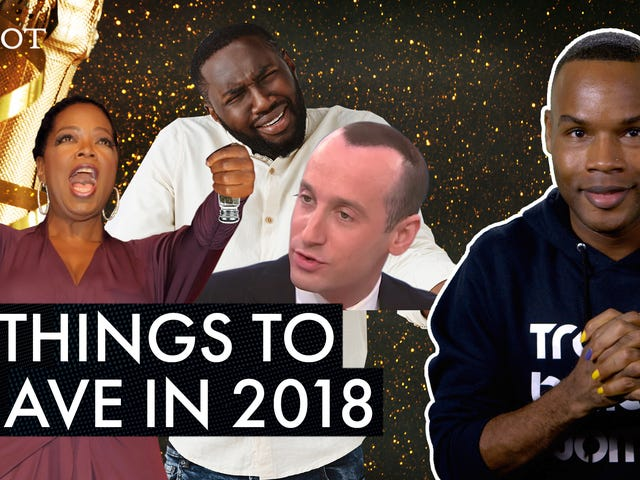 You're Not Living Your Best Life: Leave These 6 Things Behind in 2018