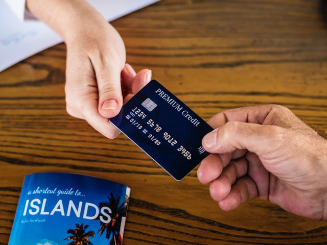 When to Renew a Credit Card With a High Fee