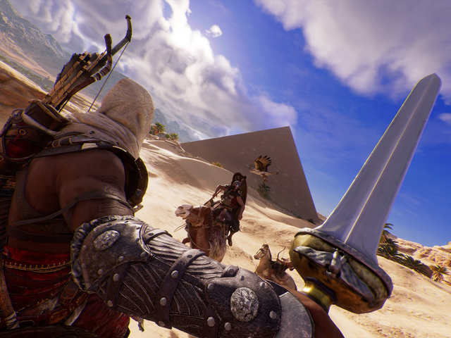 After Three Months, Pirates Say They've Finally Cracked Assassin's Creed Origins