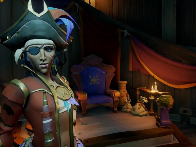 <i>Sea of Thieves</i> Chế độ đấu trường mới là tất cả những điều tốt (và xấu) của <i>Sea of Thieves</i>