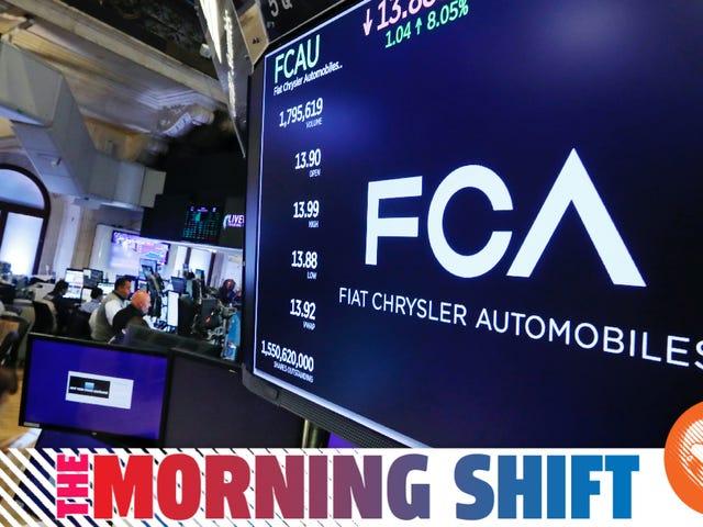Τι έγινε η κόλαση μεταξύ της Renault και της Fiat Chrysler;