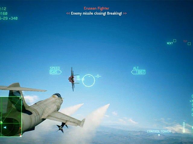 <i>Ace Combat 7</i> là một trò chơi <i>Ace Combat</i> thích hợp