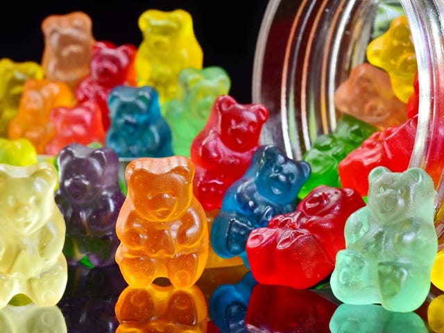 Last Call: How many gummi bears can you identify just by color?