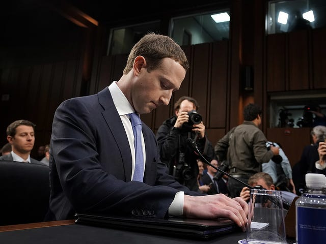 Mark Zuckerberg May, Personally, Be in Big Trouble With the FTC