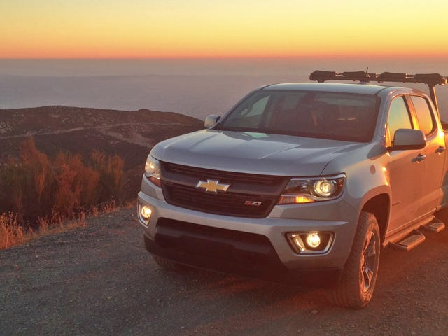 Apa gunanya The New Engine And Gearbox Chevy Colorado 2017?