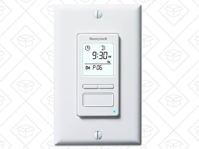 Automate quase qualquer ventilador de teto e luminária com este interruptor de $ 28