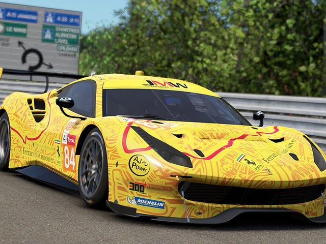 Daha Le Mans Liveries