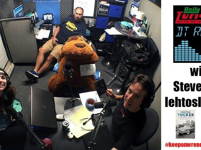 Steve Lehto talar Tuckers och Superbirds på Daily Turismo Radio Show