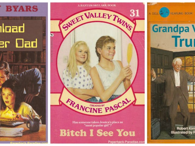 This Genius Twitter Feed Is Turning Classic Kids' Books Into Nightmares