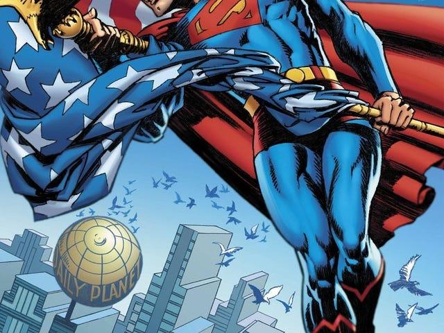 Comics that cracked 1,000