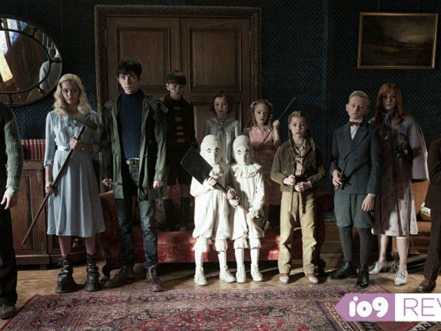 Elokuvien katsaus: <i>Miss Peregrinen koti omaperäisille lapsille</i> on kiehtova mutta virheellinen