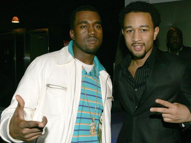 Kanye West accuse John Legend de «manipuler» sa «libre pensée» sur le texte