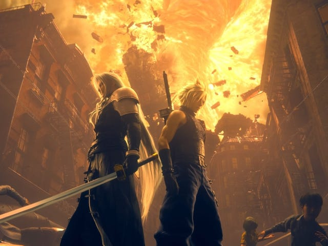 Tips For Playing Final Fantasy VII Remake