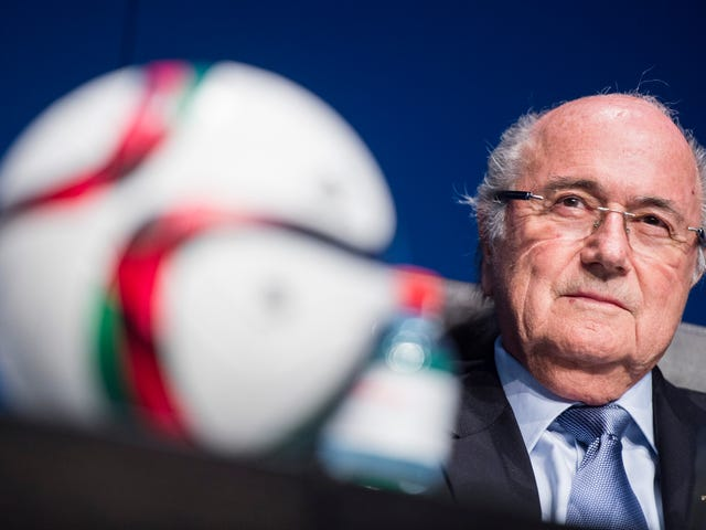 FIFA Turned A Huge Profit On The World Cup, Of Course