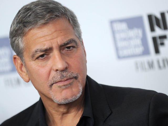 George Clooney kritiserer Oscar Diversity, gør ikke forskellige film