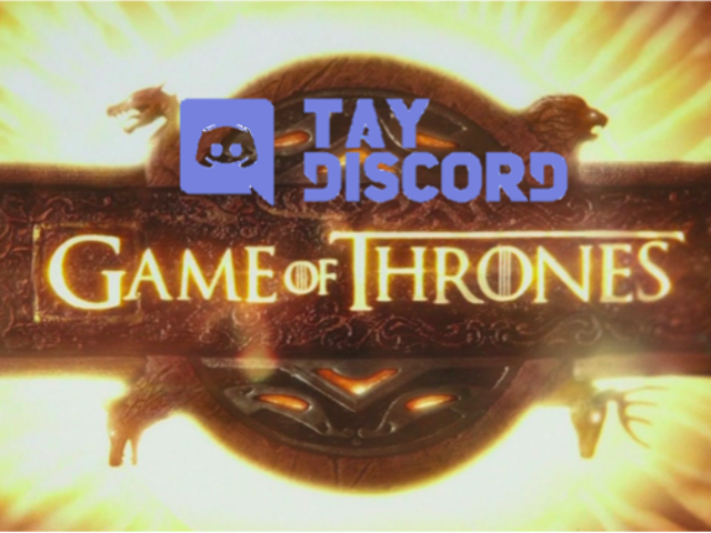 Winter is Here! TAY's Game of Thrones Spoiler-Filled Discord Chat