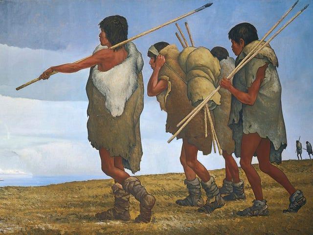 Coś zupełnie nieoczekiwanego stało się pierwszymi osadnikami Ameryki Południowej