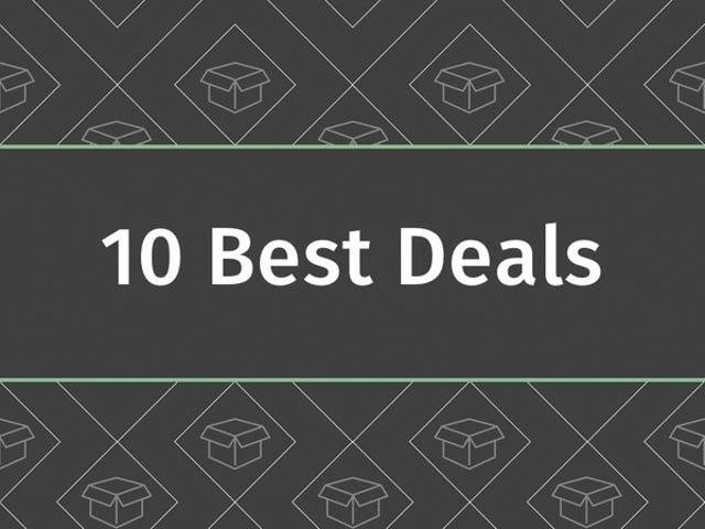 The 10 Best Deals of May 17, 2018