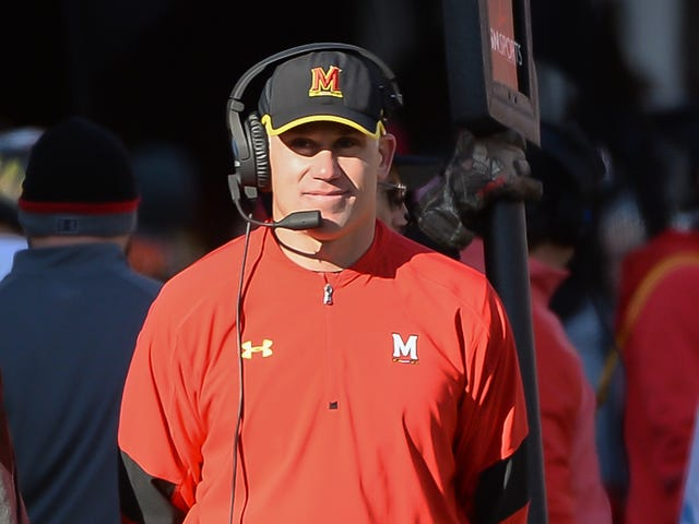"Maryland Football Parents Are Organizing Against ""Narcissistic Sociopath"" DJ Durkin's Potential Reinstatement"