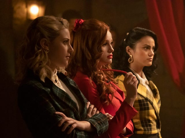 Color me stoked, Riverdale goes Heathers in a superior musical episode