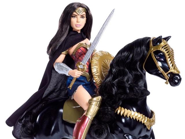 Χαιρετίζω την Ήρα, οι κούκλες της <i>Wonder Woman</i> Mattel είναι λαμπρές