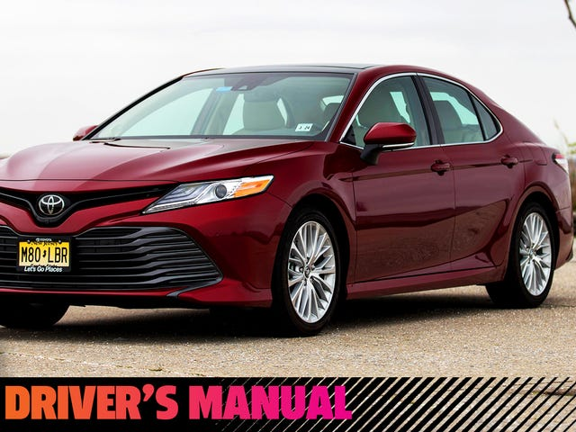 Why The Toyota Camry Is Still The Gold Standard