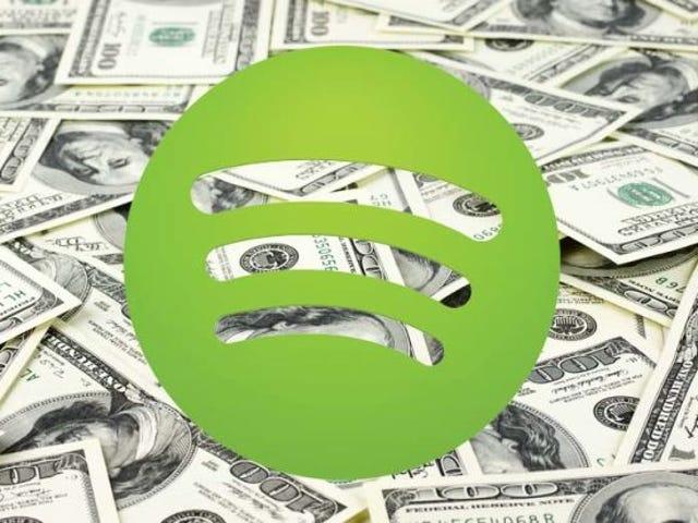 Un usuario de Spotify ganaba 288.000 dólares al mes con 1.200 cuentas y una lista de canciones falsa