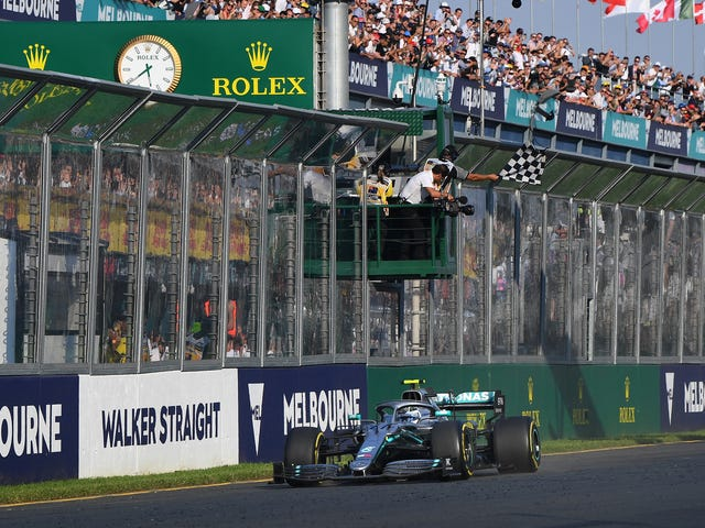 Officials Issue Measles Health Warning From the F1 Australian Grand Prix