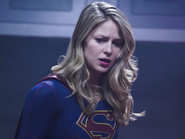 Supergirl da noite passada virou o roteiro no maior relacionamento do Show
