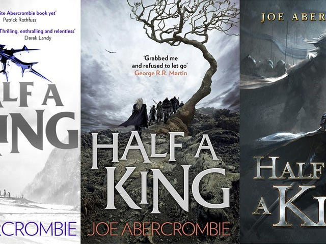 Joe Abercrombie Shares The Secret Of Fixing Your Cruddy First Draft