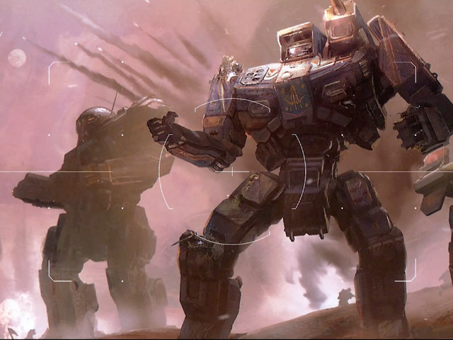 Battletech's Character Creator Is About More Than Just Looks