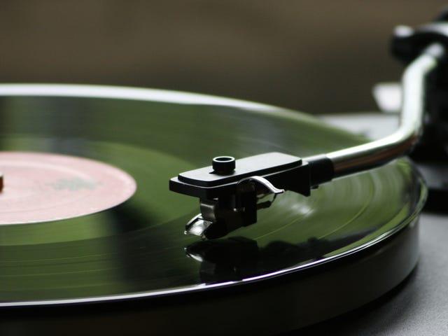 Los nuevos vinilos en HD suenan mejor y tienen espacio para más canciones