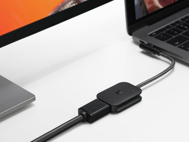 Verwandeln Sie den USB-C-Port Ihres Computers in einen 4K / 60 HDMI-Ausgang für $ 20