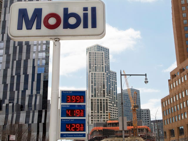 We Did The Math On Higher Gas Prices
