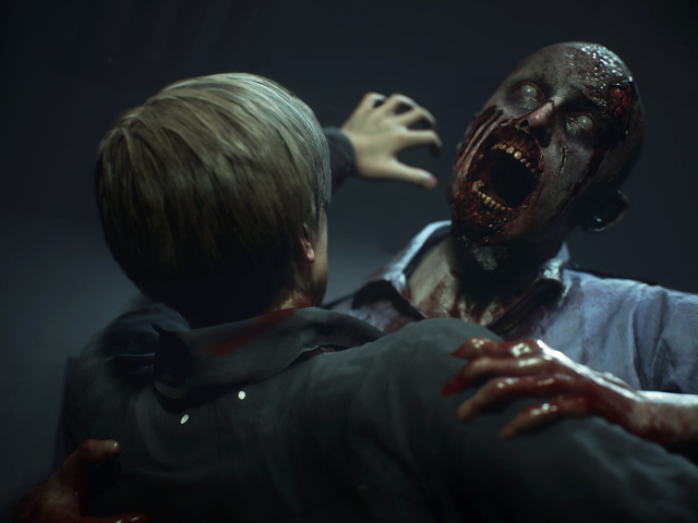 Seeing The Resident Evil 2 Remake In Action Soothes My Skeptical Heart