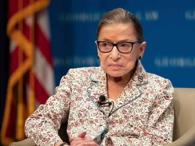 Ruth Bader Ginsburg è sopravvissuta ai suoi nemici