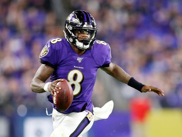 Lamar Jackson startet den Black History Month mit Making It, dem 2. einstimmigen NFL MVP