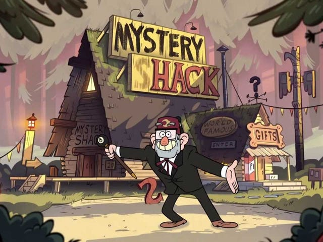 Why I Think Gravity Falls is the Greatest Sci-Fi Show of all Time.