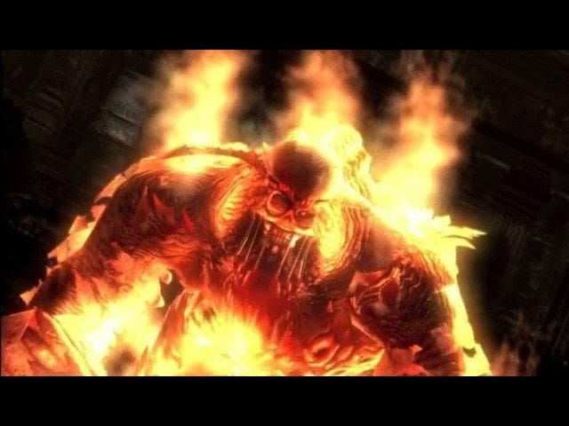 Watch Me Die In Demon's Souls Over And Over And Over