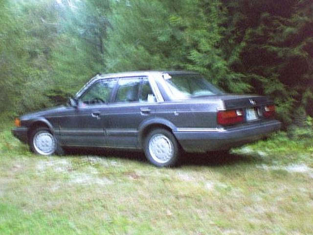 Vehicular Chronology