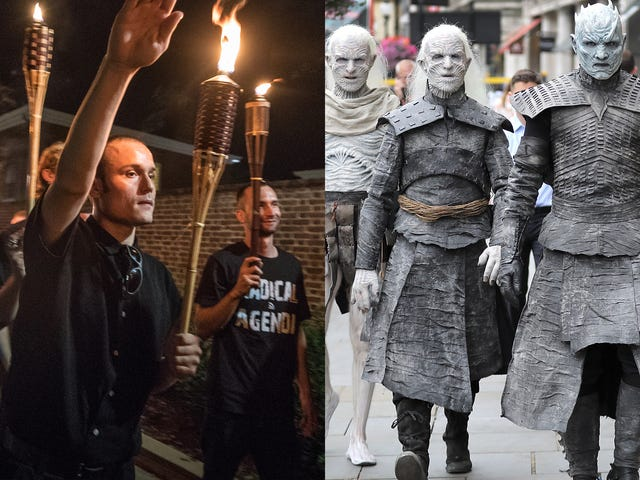 <i>Game of Thrones</i> viser os, hvordan Amerika behandler White Supremacy